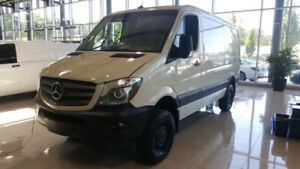 4x4 2018 Sprinter Van - Brand new at Dealership