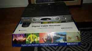 Cogeco HD TV digital cable receiver