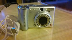 Canon PowerShot A75 3.1MP Digital Camera