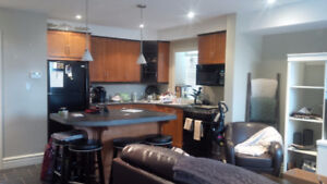 Rarely available unit for rent downtown Guelph with parking