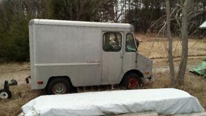 1974 Chevrolet Step Van P-10 Bread Truck