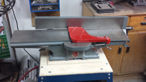 "Jointer 6"" Robateuse 6"""