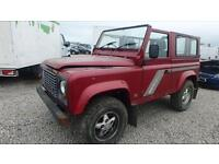 1996 Land Rover Defender 90 County Station Wagon