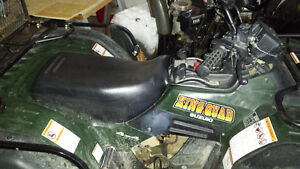 2004 Suzuki 300 King Quad