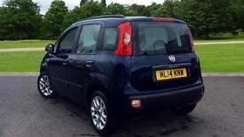 2014 Fiat Panda 1.2 Lounge 5dr Manual Petrol Hatchback