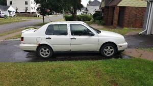1998 Volkswagen Jetta GLS Sedan