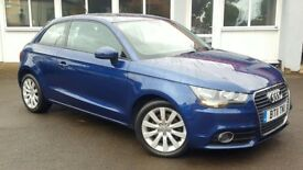 Audi A1 1.6 TDI SPORT 105PS (blue) 2011
