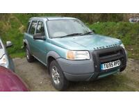 1999 Land Rover Freelander 2.0di SPARES OR REPAIR