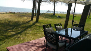 Aug 25 - Sept 2nd, Lakefront/cottage/cabin rent/rental wpg-beach