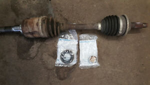 2010-2012 Ford fusion left front axle shaft