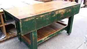 Awesome kitchen Island or Workbench
