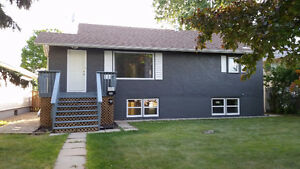 TASTEFULLY RENOVATED FOUR BEDROOM BI-LEVEL IN GREAT AREA