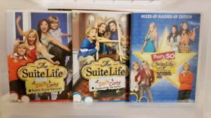 DISNEY THE SUITE LIFE & HANNAH MONTANA DVD