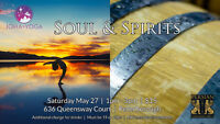 Soul & Spirits - Cocktails & Yoga at Ptbo's only Distillery!