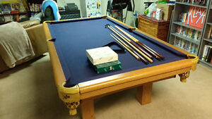 Dufferin pool table 4x8