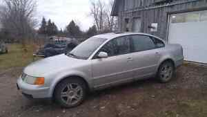 2001 VW Passat! Kawartha Lakes Peterborough Area image 3