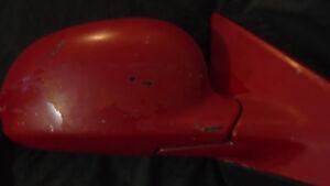 1992-1995 honda civic right side mirror