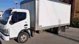 2009 Sterling Cabover Straight Truck