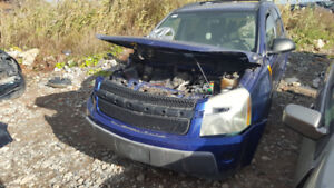 2006 EQUINOX. JUST IN FOR PARTS AT PIC N SAVE! WELLAND