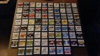 102 Nintendo DS games, DSI XL (updated 18/01/16)