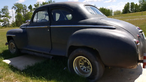 1947 dodge deluxe coupe