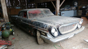 1962 Chrysler Newport Project car