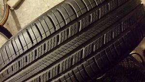 4 PNEUS D'ÉTÉ/Summer Tires MICHELIN P205/65R15