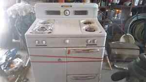 Gas stove from 60's