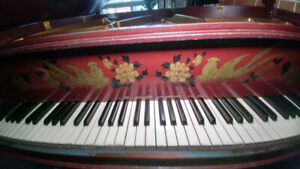 Great Sounding Baby Grand 1/2 Priced (assessed at $3000)