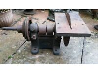 Vintage work shop saw/drill tool