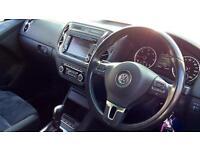 2013 Volkswagen Tiguan 2.0 TDi BlueMotion Tech SE 5dr Automatic Diesel Estate