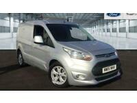 2015 Ford Transit Connect 200 Limited L1 SWB 1.6 TDCi 115ps, FREE NATIONWIDE DEL