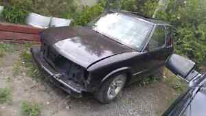 Chevy s-10 parts for sale   varrious years