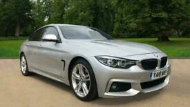 image for BMW 4 Series 440i Gran Coupe M Sport Auto Hatchback Petrol Automatic