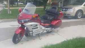 2012 Goldwing For Sale