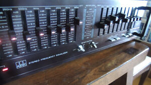 Nice vintage sound shaper 110 ADC EQ