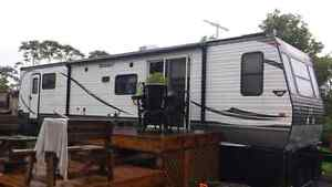 ISO: space to hook up trailer Cambridge Kitchener Area image 1