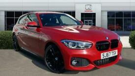 image for 2017 BMW 1 Series 120d M Sport 3dr [Nav] Diesel Hatchback Hatchback Diesel Manua