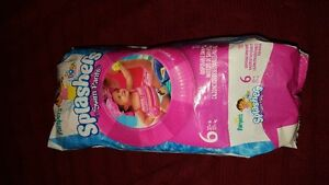 Splashers - Pull ups - Diapers