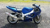 GSXR FOR SALE OR TRADE FOR CRUISER