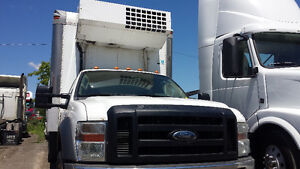 2009 Ford F-450 - Reefer