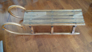 Beautiful Antique Sled Downtown-West End Greater Vancouver Area image 1
