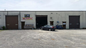 Clean Warehouse Space for Rent