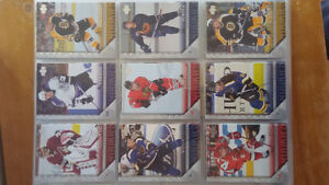 2005-06 UD series 1 base, young guns and inserts. Kingston Kingston Area image 4