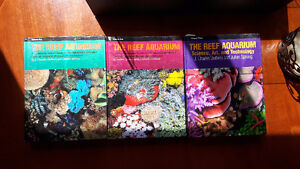 Reef and Marine books price drop to $100, this is a steal Sarnia Sarnia Area image 1