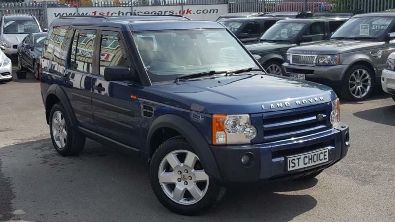 2005 Land Rover Discovery 3 Tdv6 Hse Lovely Low Mileage