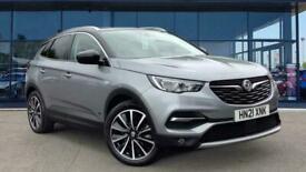 image for 2021 Vauxhall Grandland X 1.6 Hybrid4 300 Elite Nav 5dr Auto Hatchback Hatchback