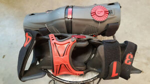 Mobius X8 Knee Braces Size Small