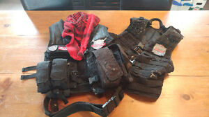 Equipement complet paintball