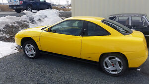 1994 FIAT COUPE TURBO 16V